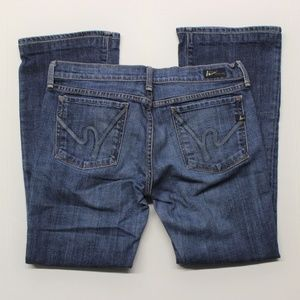 Citizens Of Humanity Margo Bootcut Blue Jeans - 31